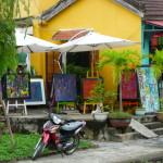 Innenstadt von Hoi An, Vietnam