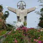 Vietnam Christus Statue in Vung Tau
