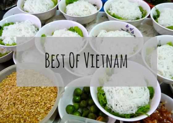 Berühmte Nudelsuppe Pho - Best of Vietnam