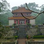 Kaisergrab Minh Mang in Hue