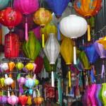 Bunte Lampions in Hoi An, Vietnam