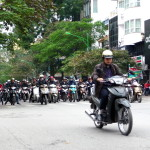 Mopeds Hanoi