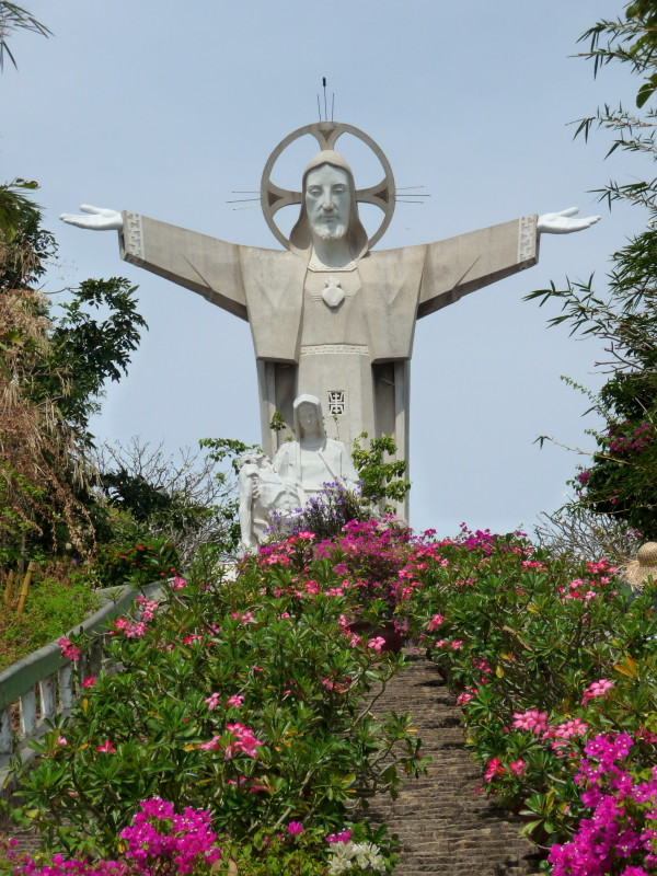 Christusstatue Vung Tau
