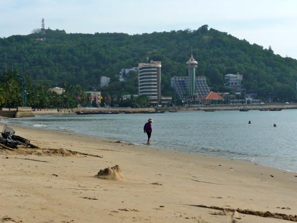 Stadtstrand Vung Tau