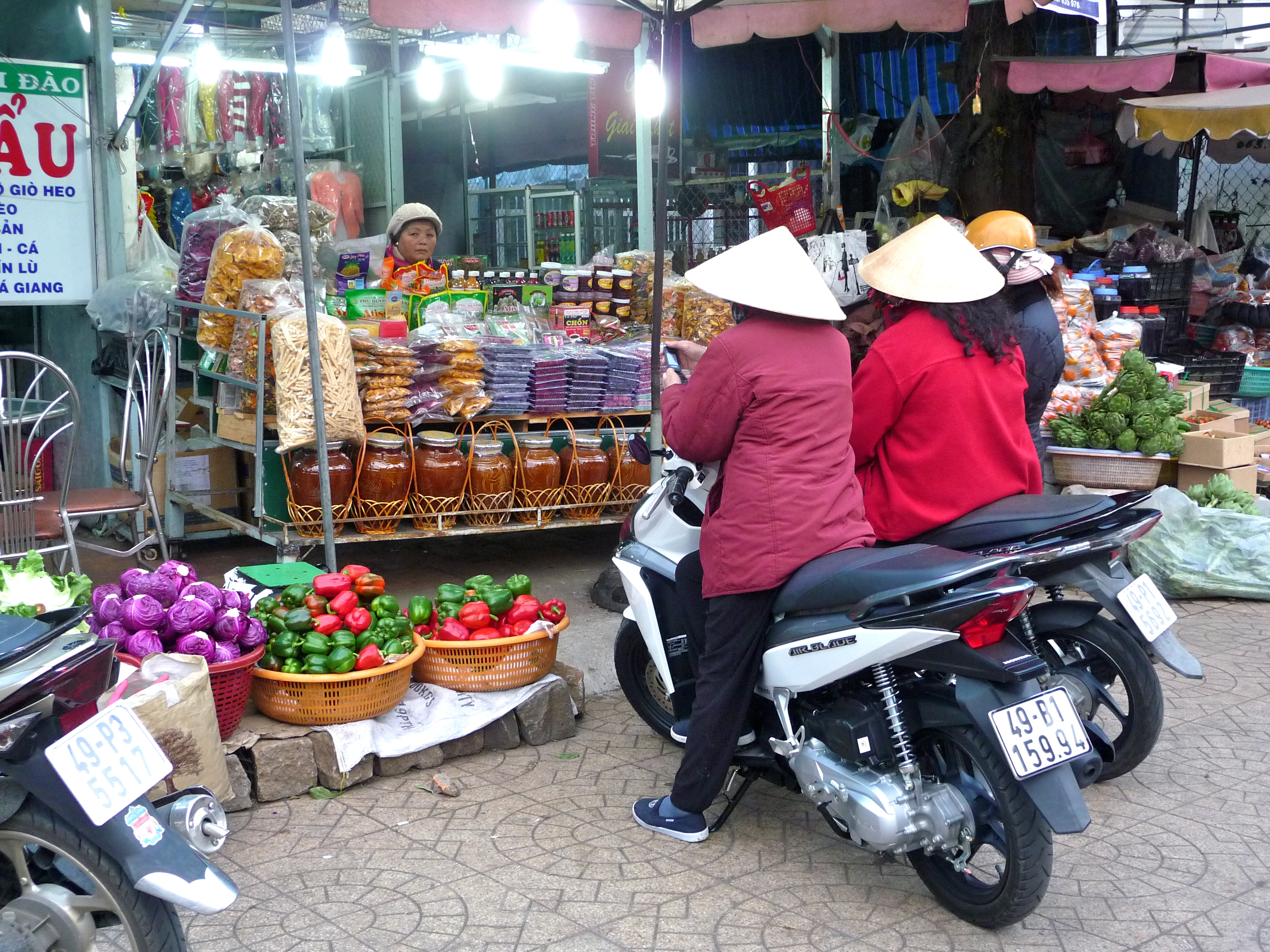 Markt Dalat