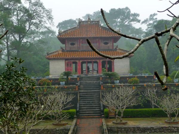 Kaisergrab Minh Mang Hue