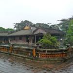 Citadel Hue in Vietnam