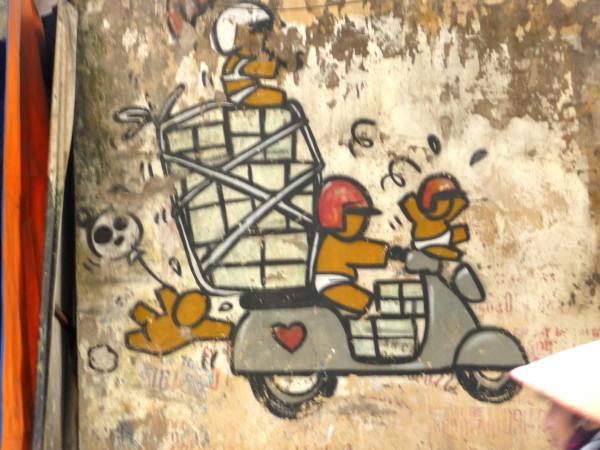 Vespa Graffiti