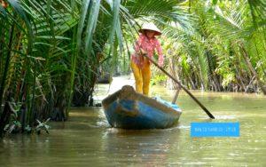 Vietnam Wallpaper Mekongdelta 1920x1200 pixel