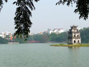 Hoan Kiem See Hanoi, Vietnam